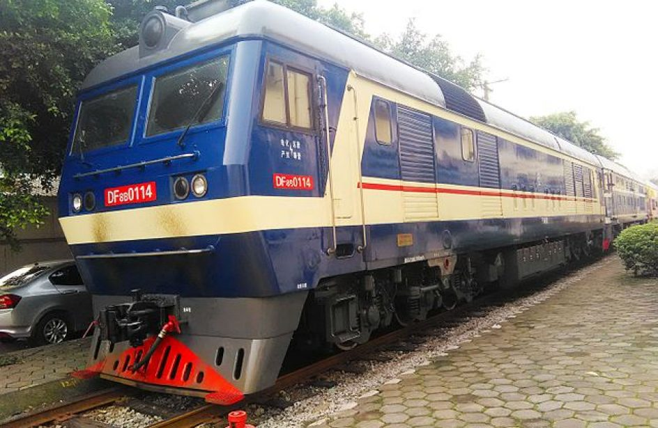 Alpart Finalizes Contract for Diesel Locomotives with Chinese Firm CRRC Qishuyan