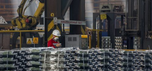 Rusal's Q1 Production Numbers Follow Previous Quarter's Lead