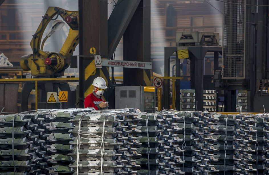 Rusal's Value-Added Aluminium Sales Jump By 3.9 Percent In Q3