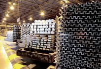 China's Aluminium Output Drops in January and February