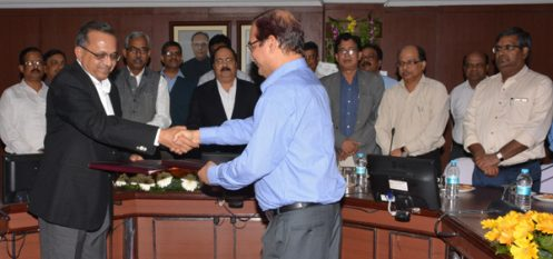 Nalco Inks Agreement with Indian Steel Company to Make Coal Tar Pitch