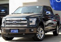Ford's F-Series light-weighting strategy is successful as record sales continue
