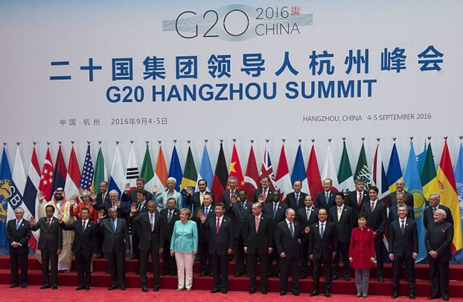 World Leaders Have Harsh Words for China's Overcapacity at G20 Summit