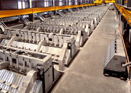 New, Green technologies could transform the European aluminium industry by 2050