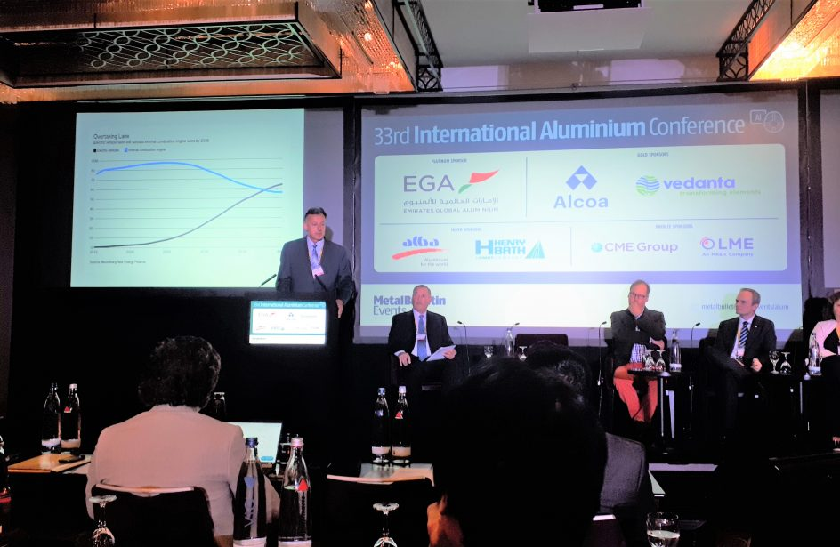 Main takeaways from the 33rd Metal Bulletin Aluminium Conference