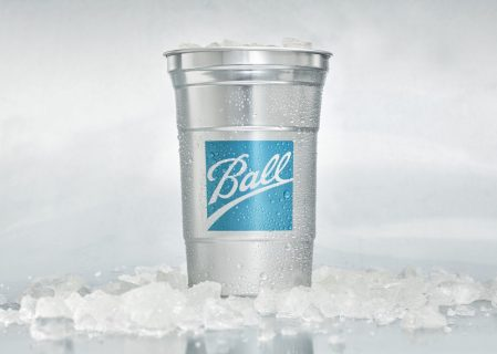 Ball Corporation Provides Aluminium Beverage Cups To Molson Coors For Use In Allegiant Stadium