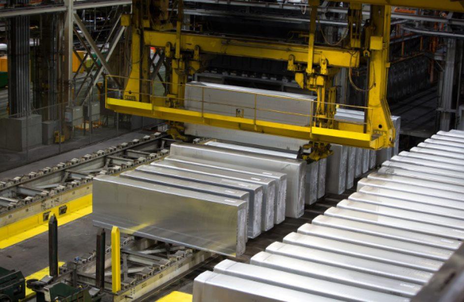 Constellium Fires Up New High-Tech Aluminium Recycling