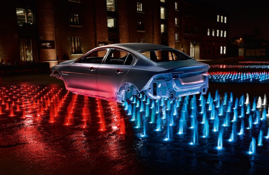 British Firm Axion Joins Groundbreaking Jaguar Land Rover Aluminium Recycling Project