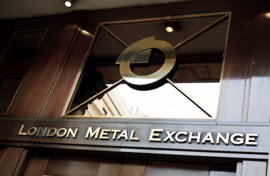 A way of optimism lifts metal prices