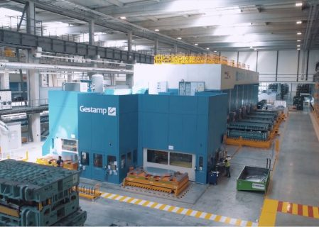 Gestamp Opens Second Aluminium Automotive Components Plant In Slovakia