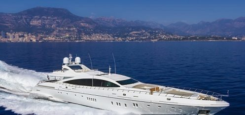 Luxury Yachts Increasingly Using Aluminium Hulls