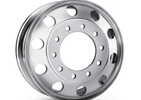 Major American Wheel Manufacturer Debuts Forged Aluminium Commercial Truck Wheel