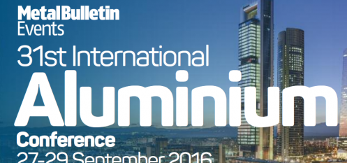Summaries from the 31st Metal Bulletin Aluminium Conference