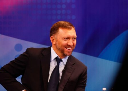 Deripaska Agrees to Leave Leadership of Sanction-Hobbled Rusal