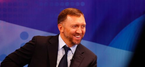 Deripaska Agrees to Leave Leadership of Sanction-Hobbled Rusal