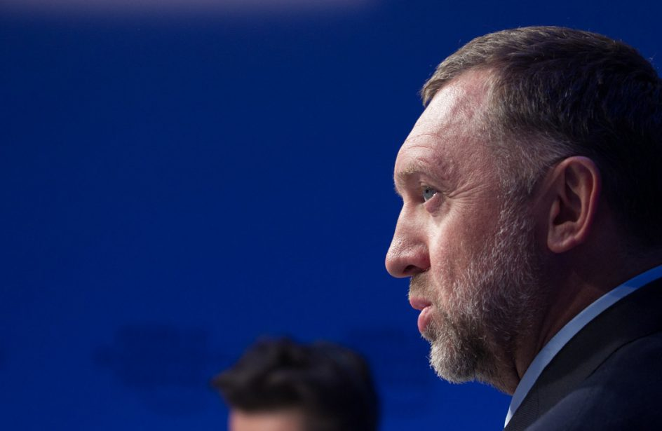 Bowing to U.S. Sanctions, Deripaska Relinquishes Rusal's Reins