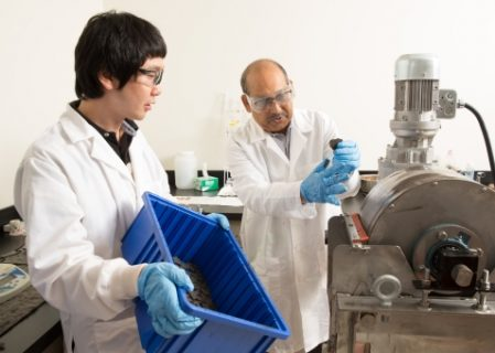 Researchers Develop Method for Extracting Valuable Material from Red Mud