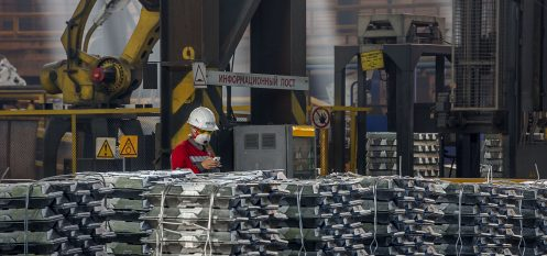 Rusal's Pre-Sanction Q1 Recurring Profit Jumped 22.4% to US$531 MM