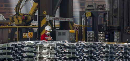 Rusal Rides Stronger Aluminium Market To Better Bottom Line In 2021's First Half