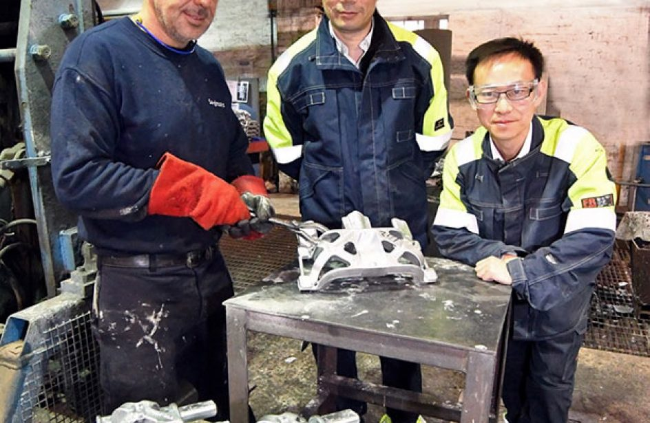 Brunel University London Partners with Industrial Leaders to Develop Crash-Protecting Aluminium Alloys