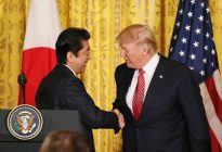 Japan PM Abe to Discuss Aluminium Tariffs with U.S. President Trump Later This Month