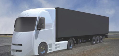 Heavy goods fleets benefit through vehicle lightweighting
