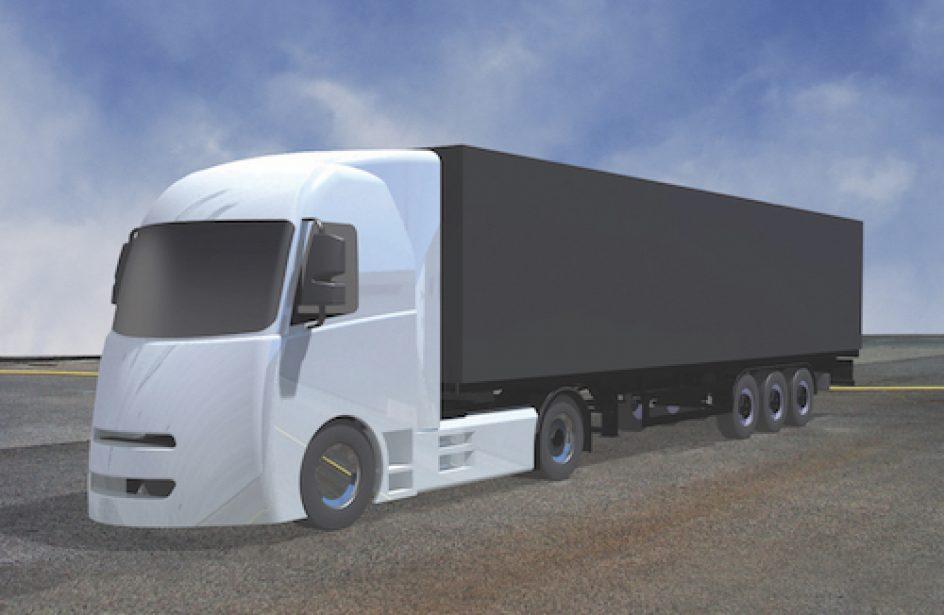 Heavy goods fleets benefit through vehicle lightweighting