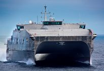 Austal USA Delivers Newest Aluminium-Hulled Fast Transport Ship to U.S. Navy