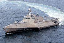 Austal USA Christens Latest Aluminium-Hulled Combat Ship