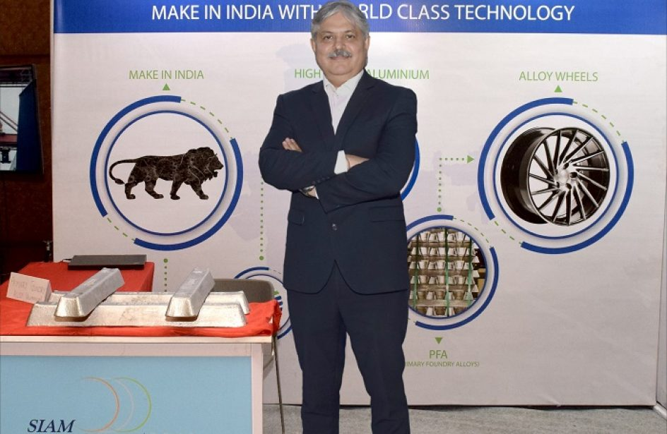Vedanta To Open India's First Primary Foundry Alloy For Aluminium Alloy Wheels