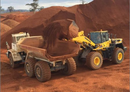 ABx Shipped 33,915 MT Of Cement- And Fertilizer-Grade Bauxite In Third Quarter