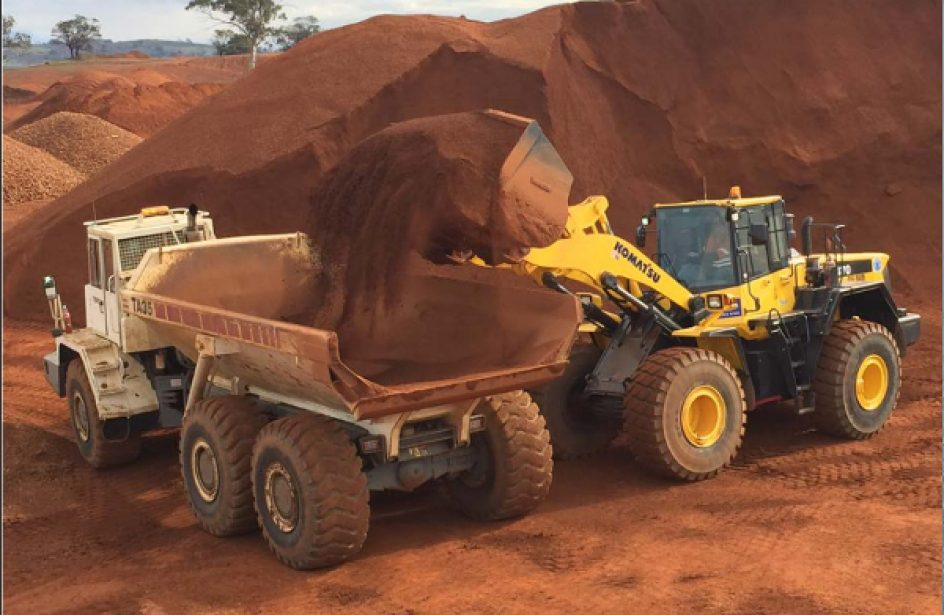 ABx Confirms Shipment of 30,000 MT of Bauxite, Sale of Additional 5,000 MT