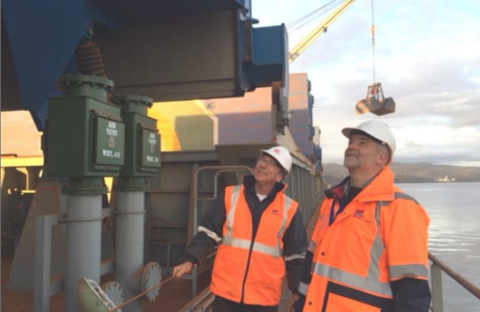ABx Confirms Another 30,000 MT Bauxite Shipment of Tasmanian Ore