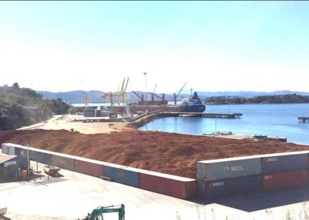 ABx Finalizes Shipment Of 32,477 Metric Tons Of Cement-Grade Bauxite At Bell Bay Port