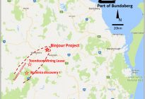 ABx's Estimates of Binjour Project Reserves Double to 37 MMT