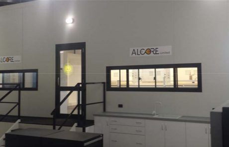 ALCORE Produces Initial Batch Of Aluminium Fluoride At Research Facilities