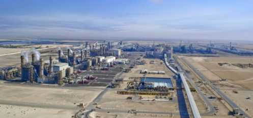 EGA Refines One Millionth Metric Ton Of Alumina At Al Taweelah Refinery