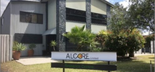 ALCORE Ltd. Completes Stage 1 Aluminium Fluoride Lab In NSW