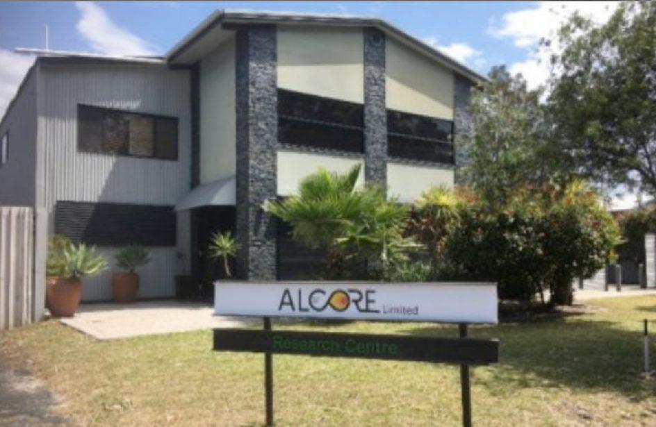 ALCORE Ltd. Completes Stage 1 Aluminium Fluoride Lab In NSW