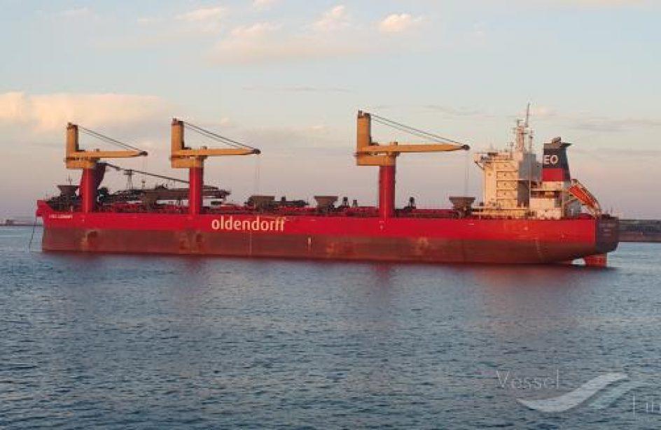 New Quay At Khalifa Port Accepts First Shipment Of Ore To EGA's Al Taweelah Aluminium Plant