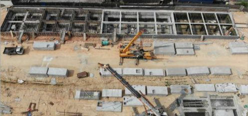 Altech Reports Stage 1 Construction Nearly Complete At Johor HPA Plant