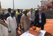 Guinean President Presides Over Official Opening Of Alufer's Bel Air Mine