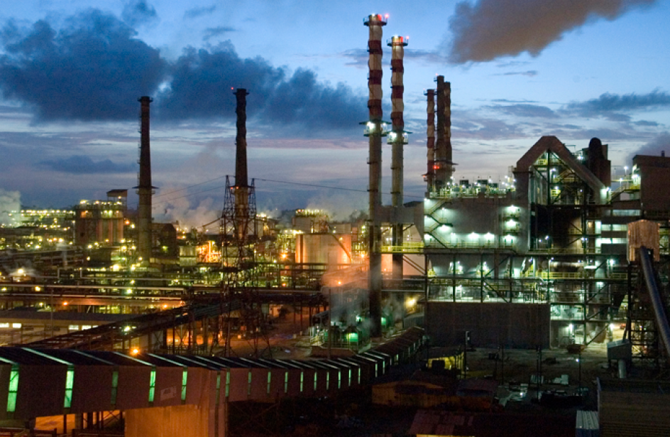 Norsk Hydro Inks Agreement to Pursue Use of LNG at Brazil's Alunorte Refinery