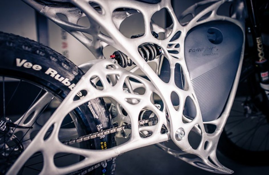 Airbus Subsidiary Designs World's First 3D-Printed Aluminium Motorcycle