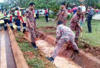 Anti-Corruption Enforcement Activities Against Illegal Bauxite Mining Winding Down in Kuantan