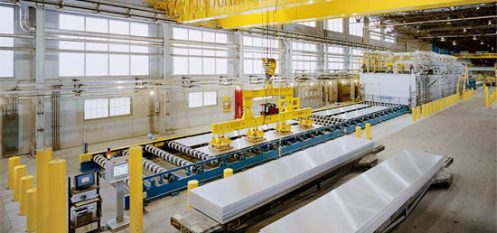 Kaiser Aluminum Reports Strong First-Quarter Numbers