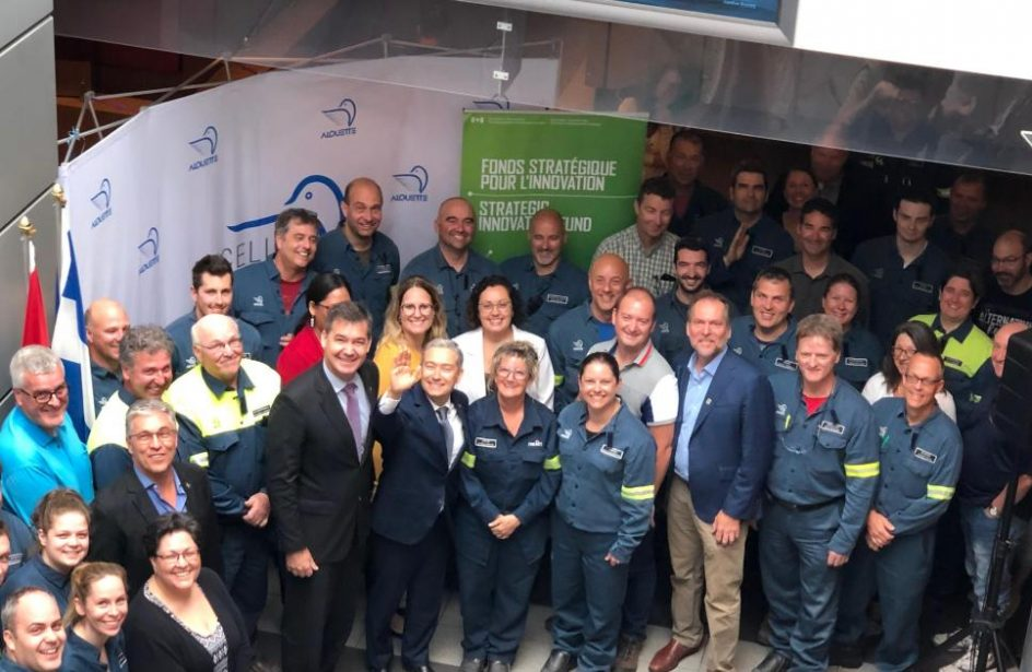 Aluminerie Alouette Receives C$15 Million Grant From Canada's Government To Improve Operations At Sept-Îles
