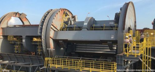 Tenova TAKRAF Unloads Over 1,560 Wagons Of Bauxite Ore During 48-Hour Test At Guinea Expansion Project