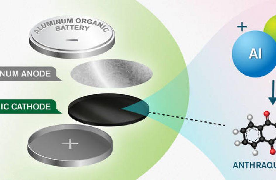European Researchers Develop Improved Cathode For Aluminium-Ion Batteries