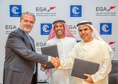 EGA Agreement Results in New Caustic Soda Plant at KIZAD
